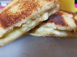 Gourmet Grilled Cheese With Ohana Table
